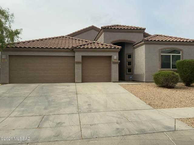 6877 W Seahawk Way, Tucson, AZ 85757 (MLS #22116145) :: My Home Group