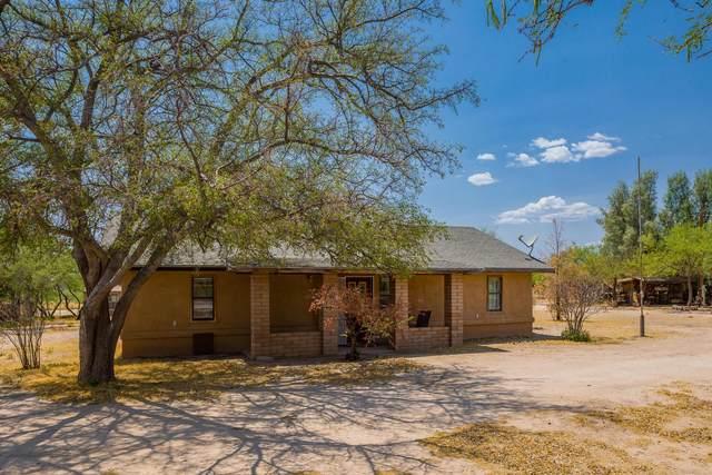 1094 N Pomerene Road, Benson, AZ 85602 (#22116146) :: Tucson Property Executives