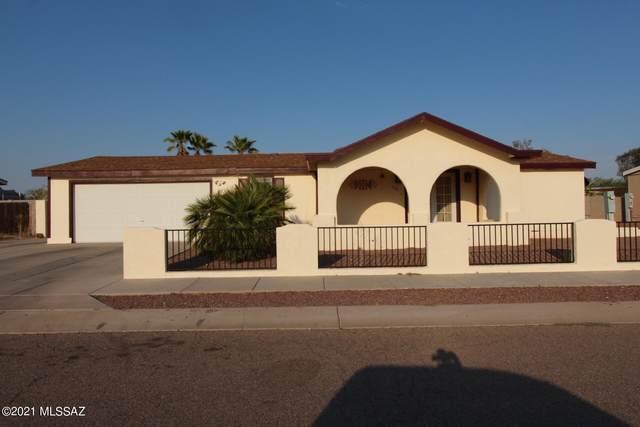 5731 S Brush Berry Drive, Tucson, AZ 85757 (MLS #22116148) :: My Home Group