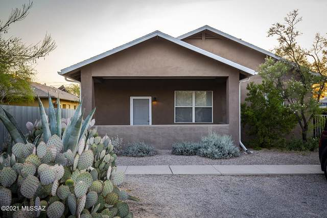 424 S Star Avenue, Tucson, AZ 85719 (#22116165) :: Long Realty - The Vallee Gold Team