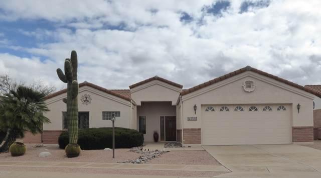 1421 N Bank Swallow Road, Green Valley, AZ 85614 (#22116169) :: Gateway Partners International