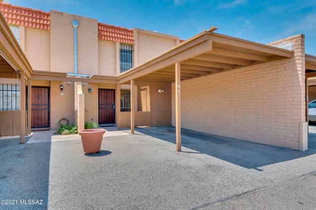 2875 N Tucson Boulevard #65, Tucson, AZ 85716 (#22116176) :: Tucson Real Estate Group