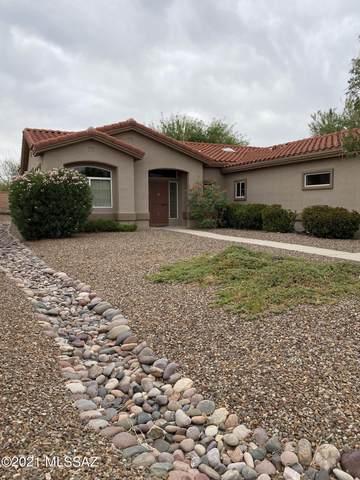 1059 E Waldorf Court, Oro Valley, AZ 85755 (#22116179) :: The Local Real Estate Group   Realty Executives