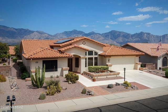 14730 N Windshade Drive, Oro Valley, AZ 85755 (#22116187) :: Tucson Property Executives