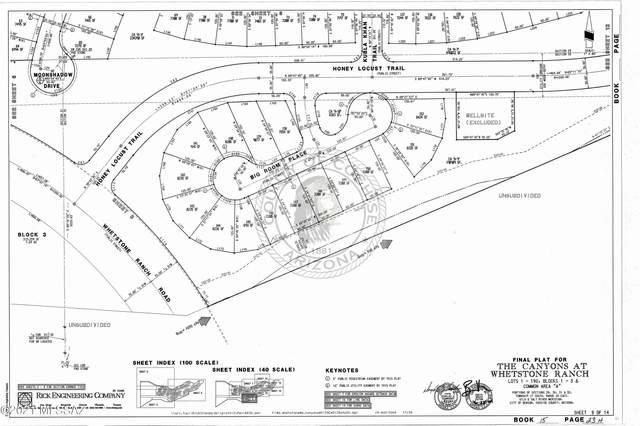 1478 W Big Room Place #141, Benson, AZ 85602 (#22116191) :: Tucson Property Executives