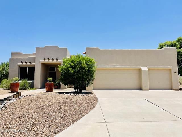 18 Camino Olympia, Rio Rico, AZ 85648 (#22116198) :: Tucson Property Executives
