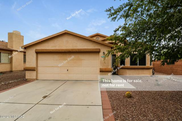 6087 N Applesauce Court, Tucson, AZ 85741 (#22116222) :: Long Realty - The Vallee Gold Team