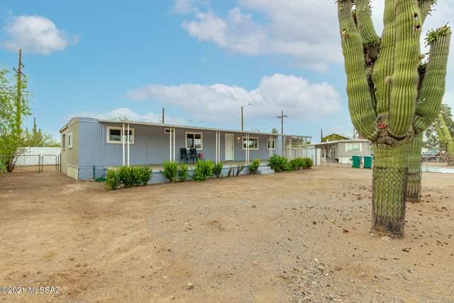 6651 W Lazy H, Tucson, AZ 85757 (#22116225) :: Keller Williams