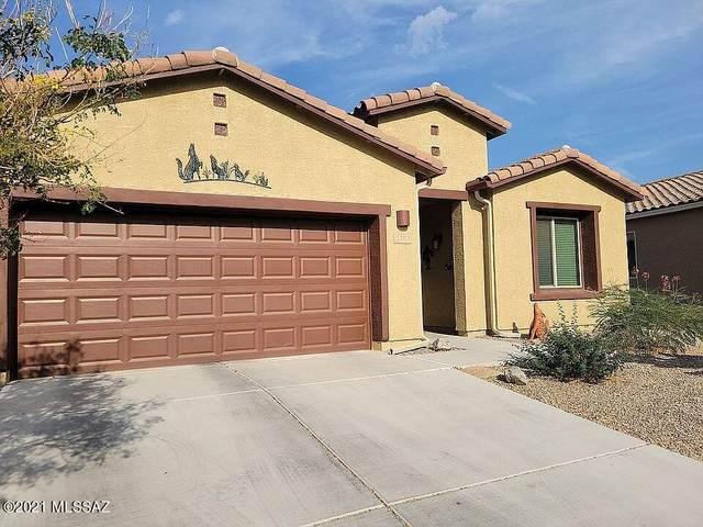 1181 E Madera Grove Lane, Sahuarita, AZ 85629 (#22116229) :: Gateway Partners International
