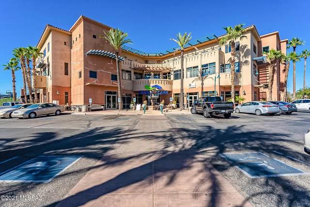 446 N Campbell Avenue #1303, Tucson, AZ 85719 (#22116232) :: Tucson Property Executives