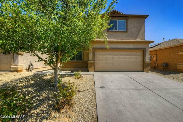 6395 E Sage Stone Street, Tucson, AZ 85756 (#22116235) :: Gateway Partners International
