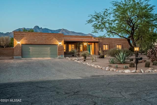 1621 E Placita Pluma, Tucson, AZ 85718 (#22116236) :: Tucson Property Executives