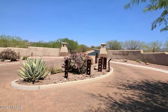 331 E Placita Colonia Real #17, Green Valley, AZ 85614 (#22116252) :: Gateway Partners International