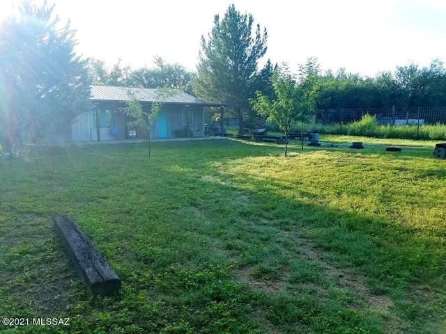 2624 S Horny Toad Trail, St. David, AZ 85630 (#22116263) :: Tucson Property Executives