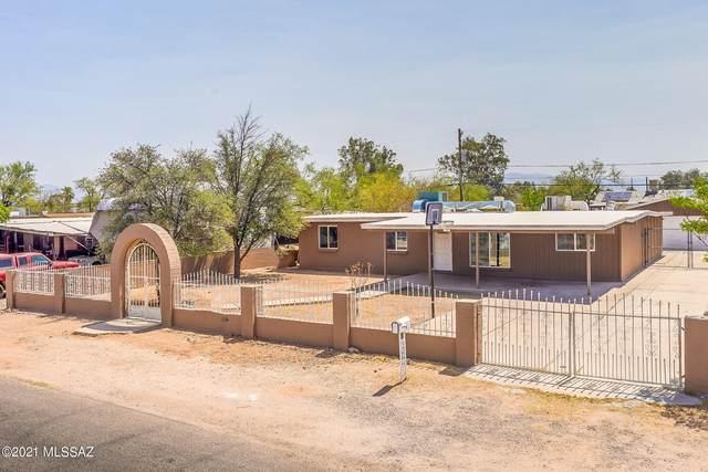 6649 S Burcham Avenue, Tucson, AZ 85756 (#22116271) :: Tucson Real Estate Group