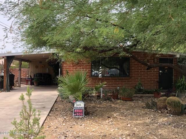 1615 N Santa Rosa Avenue, Tucson, AZ 85712 (#22116274) :: Kino Abrams brokered by Tierra Antigua Realty