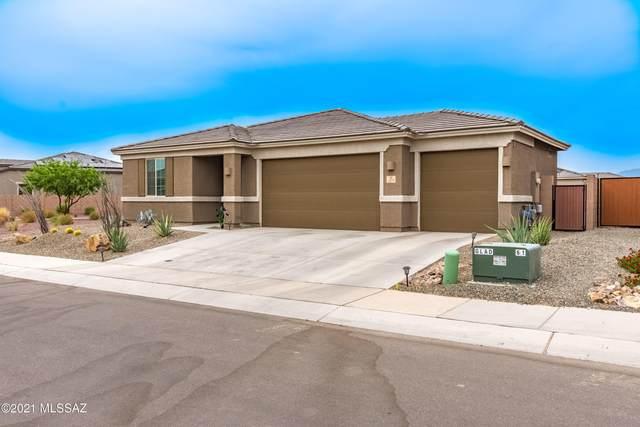12170 N Candywine Drive, Marana, AZ 85653 (#22116299) :: Gateway Partners International