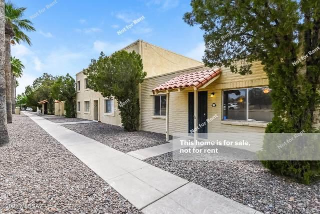 810 S Kolb Road #7, Tucson, AZ 85710 (#22116304) :: Tucson Property Executives