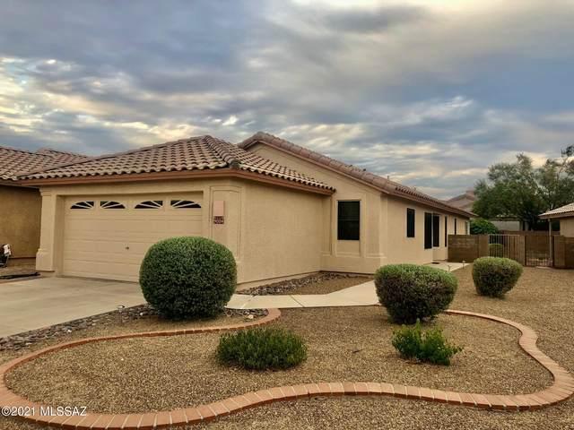 9004 N Arrington Drive, Tucson, AZ 85742 (#22116311) :: Tucson Property Executives