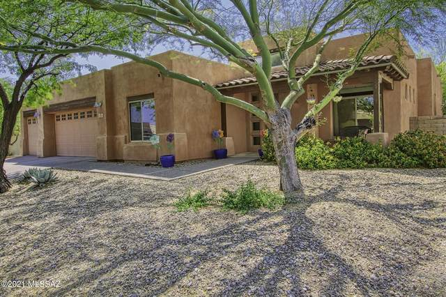 13969 E Sage Hills Drive, Vail, AZ 85641 (#22116318) :: Gateway Partners International