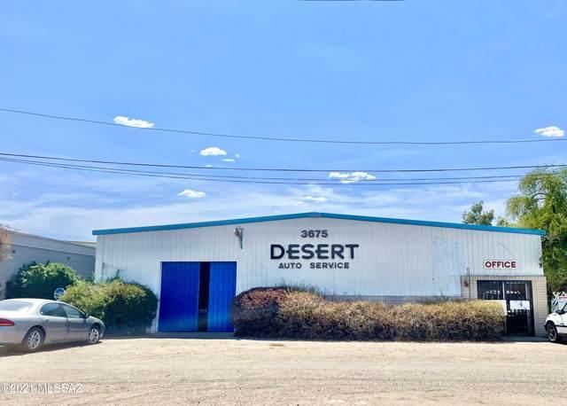 3675 N Romero Road, Tucson, AZ 85705 (#22116325) :: The Local Real Estate Group | Realty Executives