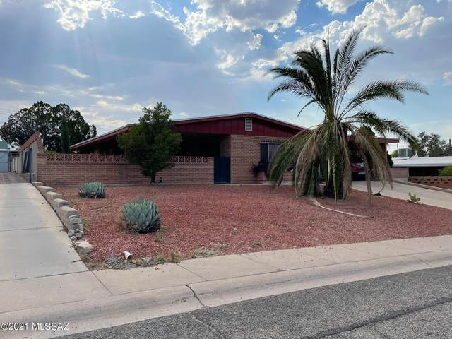 643 N Avenida Alegre, Tucson, AZ 85745 (#22116330) :: Kino Abrams brokered by Tierra Antigua Realty