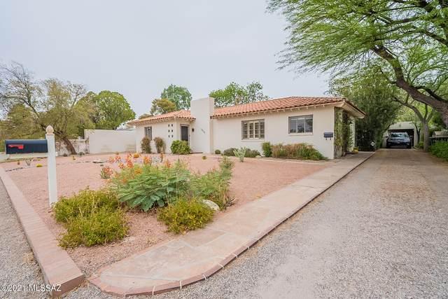 3935 E Calle De Jardin, Tucson, AZ 85711 (#22116339) :: Long Realty - The Vallee Gold Team