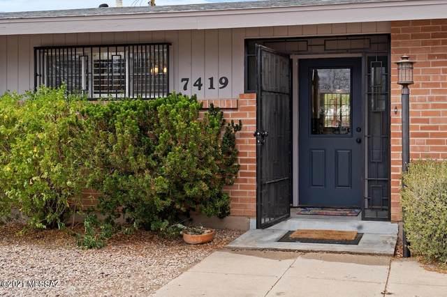 7419 E Calle Sinaloa, Tucson, AZ 85710 (#22116344) :: Tucson Property Executives