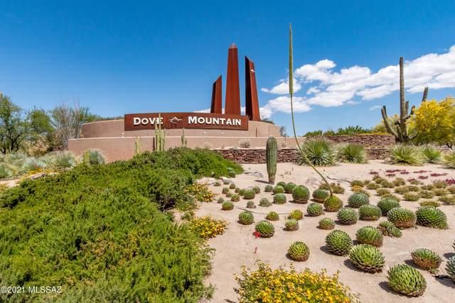 13211 N High Hawk Drive, Marana, AZ 85658 (#22116351) :: Gateway Partners International