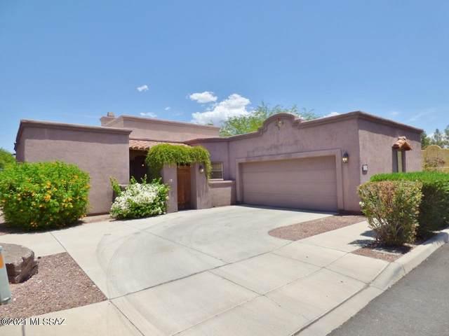 3727 N Placita Vergel, Tucson, AZ 85719 (#22116356) :: Gateway Partners International