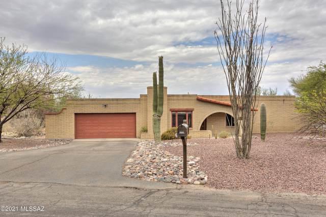 3550 E Lizard Rock Place, Tucson, AZ 85718 (#22116358) :: Tucson Property Executives