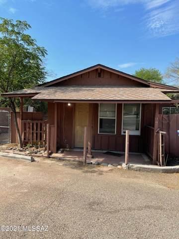 25&31 W President Street, Tucson, AZ 85714 (#22116362) :: Long Realty - The Vallee Gold Team