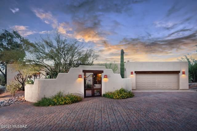 5211 N Pontatoc Road, Tucson, AZ 85718 (#22116363) :: Tucson Property Executives