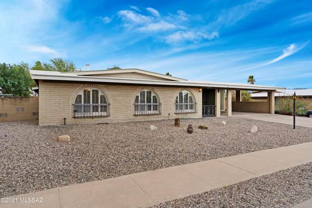 8946 E Maple Leaf Drive, Tucson, AZ 85710 (#22116369) :: Gateway Partners International