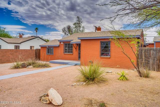 2020 E Copper Street, Tucson, AZ 85719 (#22116372) :: Gateway Partners International