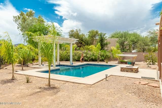 8170 N Petite Place, Tucson, AZ 85743 (#22116377) :: Gateway Partners International
