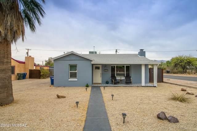 3955 E 2nd Street, Tucson, AZ 85711 (#22116381) :: Keller Williams