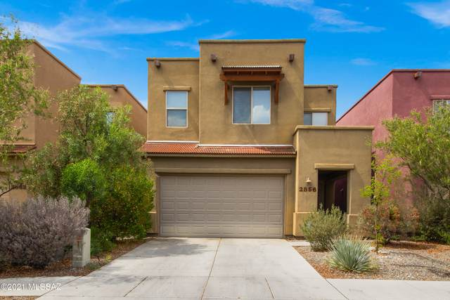 2856 N Silkie Place, Tucson, AZ 85719 (#22116442) :: Long Realty - The Vallee Gold Team