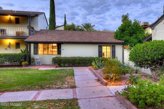 2820 E 6Th Street #129, Tucson, AZ 85716 (#22116488) :: Long Realty - The Vallee Gold Team
