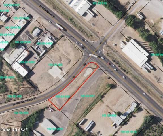 2547 N Grand Avenue #8, Nogales, AZ 85621 (#22116534) :: Gateway Partners International