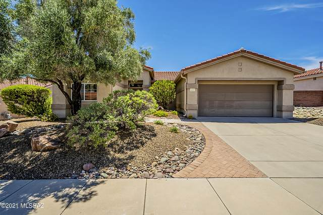 14107 N Biltmore Drive, Oro Valley, AZ 85755 (#22116554) :: The Local Real Estate Group   Realty Executives