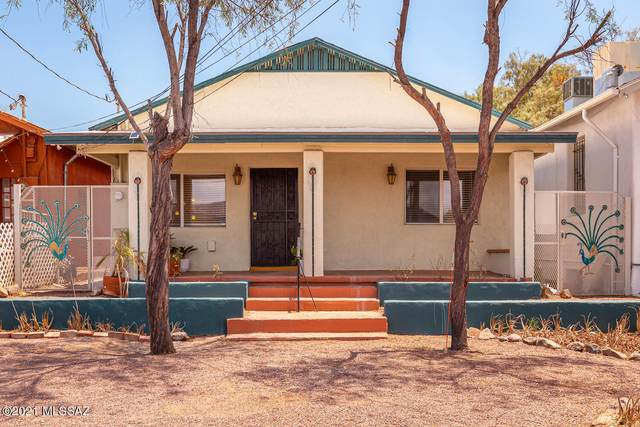 1011 S 8th Avenue, Tucson, AZ 85701 (#22116568) :: Tucson Real Estate Group