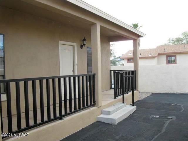 1312 E 8th Street, Tucson, AZ 85719 (#22116581) :: Tucson Real Estate Group