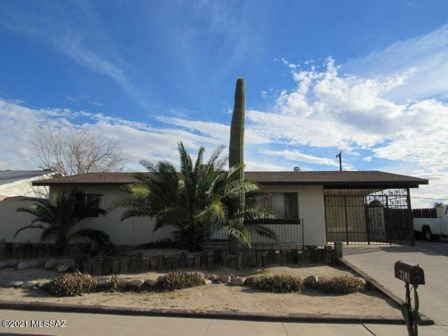 3241 W Calle Fresa, Tucson, AZ 85741 (#22116585) :: Keller Williams