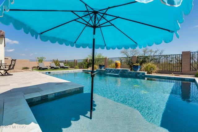 2305 E Page Mill Drive, Green Valley, AZ 85614 (#22116597) :: Long Realty - The Vallee Gold Team
