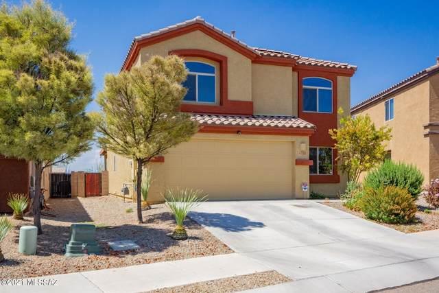 6732 E Sea Horse Road, Tucson, AZ 85756 (#22116635) :: Tucson Real Estate Group
