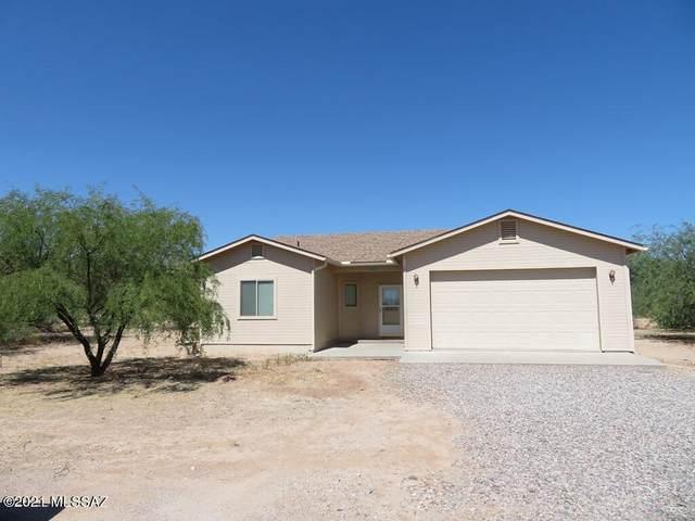 2290 N Sunset Avenue, Benson, AZ 85602 (#22116638) :: Gateway Partners International