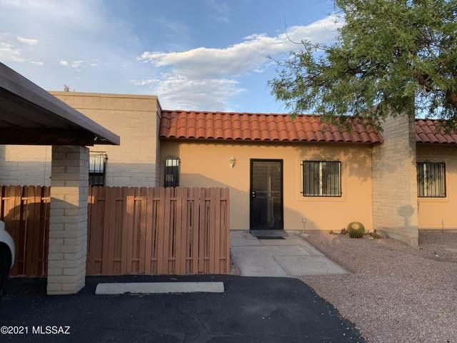893 S Pantano Parkway, Tucson, AZ 85710 (#22116665) :: Gateway Partners International