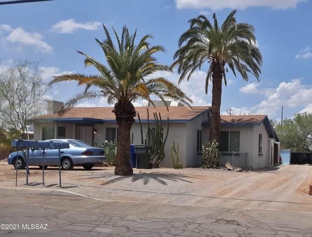 443 E Delano Street, Tucson, AZ 85705 (#22116667) :: Long Realty - The Vallee Gold Team