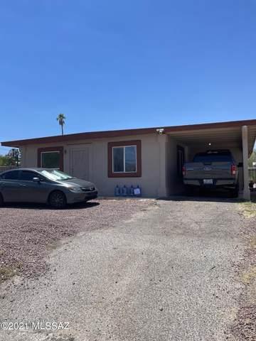 264 E Glenn Street, Tucson, AZ 85705 (#22116717) :: Long Realty - The Vallee Gold Team